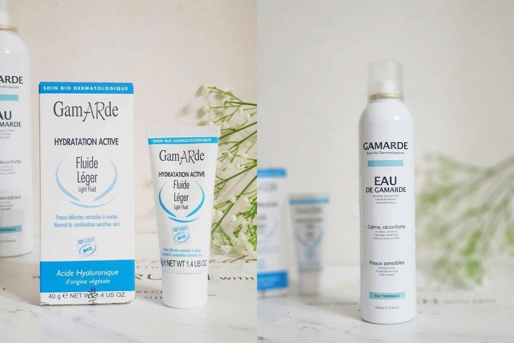 法國醫美有機保養品| GamARde 珂瑪德 夏季肌膚不失控 曬後舒緩&保濕聖品