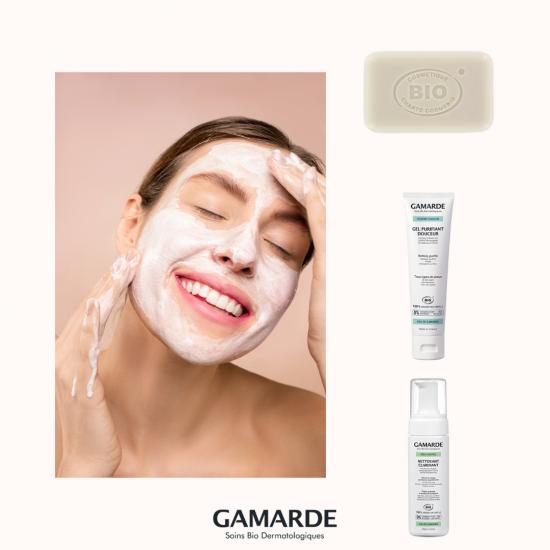 你知道怎麼洗臉嗎?認真洗臉「四」步驟